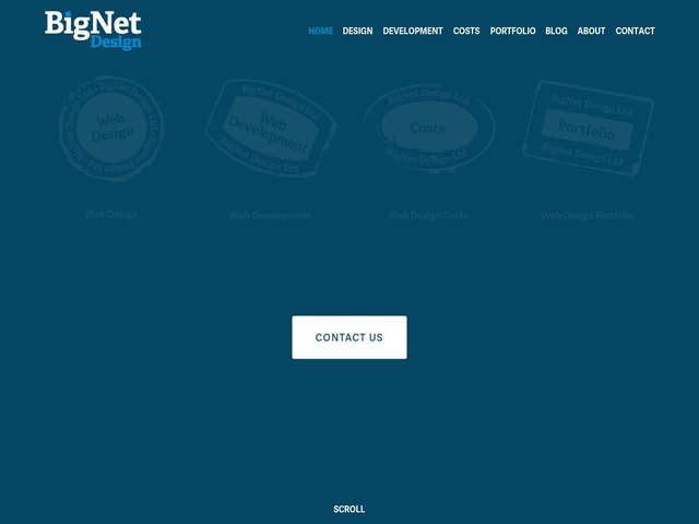 BigNet design web design