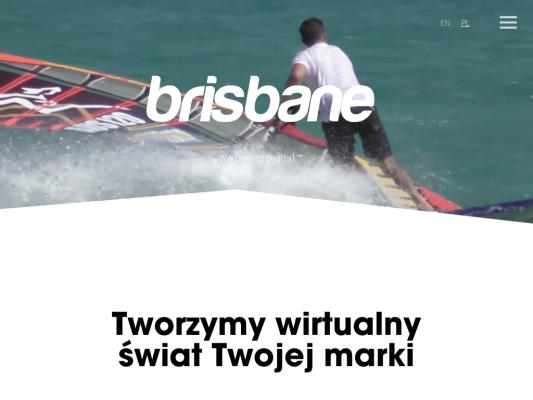 Brisbane Digital Agencja web design