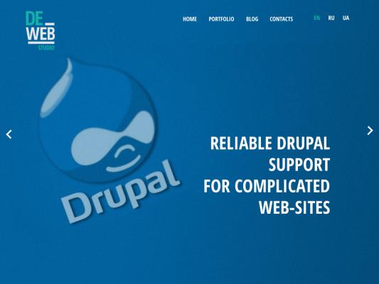 DEWEB Studio web design