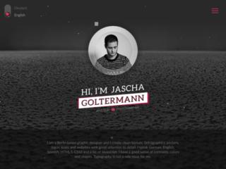 Goltermann.Design web design