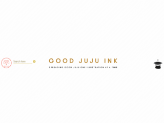 Good Juju Ink web design