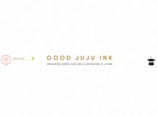 Good Juju Ink web design