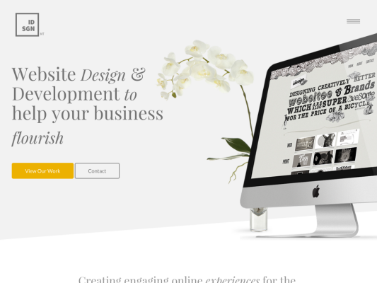 idesign web design