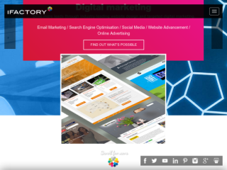 IFACTORY web design