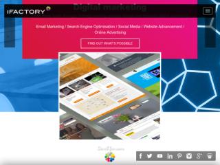 IFACTORY web design