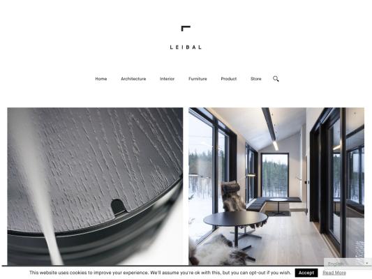 Leibal web design