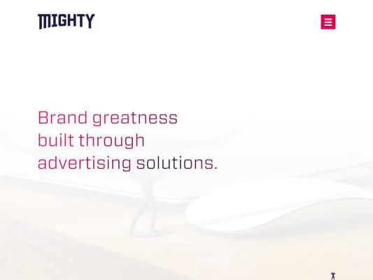 Mighty web design