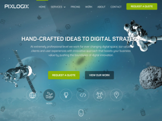 Pixlogix web design