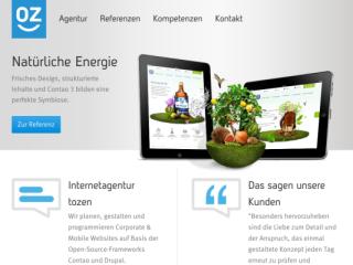 tozen web design