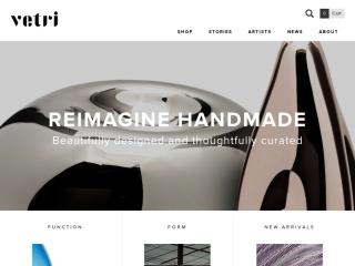 Vetri web design